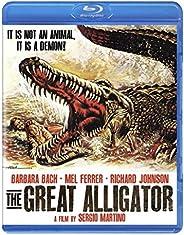 The Great Alligator - aka Il fiume del grande caimano [Blu-ray]