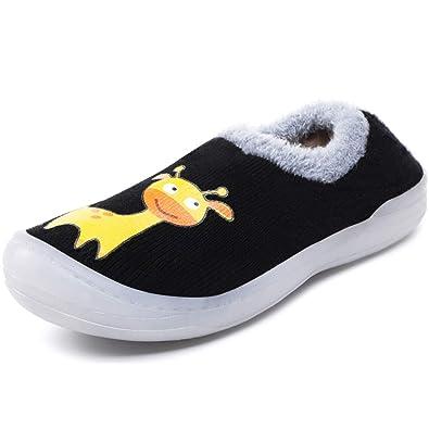 Amazon.com: Scurtain - Zapatillas de calcetines para bebé ...