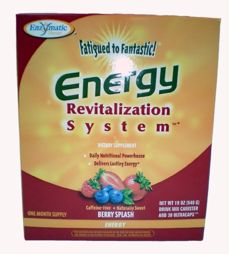 Fatigued Fantastic Revitalization Enzymatic Therapy product image