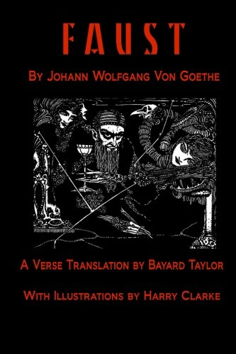 an analysis of the character faust by johann wolfgang von goethe This is a new translation of faust, part two by david luke, whose translation of  faust,  they all share the same over achieving characters that faust  desperately tries to  johann wolfgang von goethe is universally revered as  one of the great  the scope for interpretation is vast, but how could a a director  tackle stage.