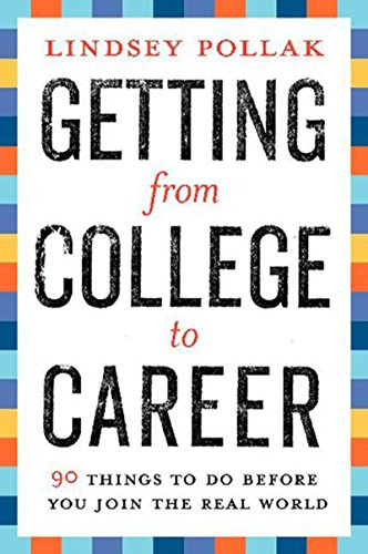 Amazon getting from college to career 90 things to do before getting from college to career 90 things to do before you join the real world fandeluxe Images