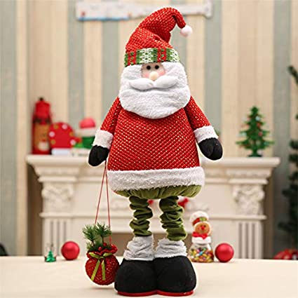 xmas decorations for home christmas tree decoration topstar natal big doll 90cm santa claus christmas decorations
