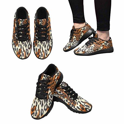 InterestPrint Womens Jogging Running Sneaker Lightweight Go Easy Walking Comfort Sports Running Shoes Multi 9 SRJX0XrGyp