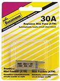Bussmann (BP/CB211-30-RP) 30 Amp Type-I ATM Mini Circuit Breaker