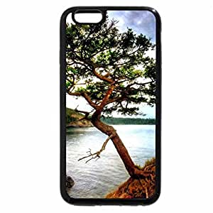 iPhone 6S / iPhone 6 Case (Black) Tree with STORY