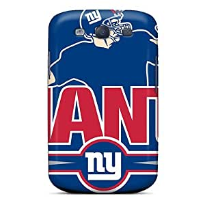 Durable New York Giants Back Cases/covers For Galaxy S3