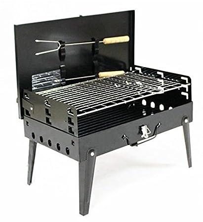 Portátil portátil horno parrilla de grosor hogar al aire libre barbacoa de carbón para exteriores exterior