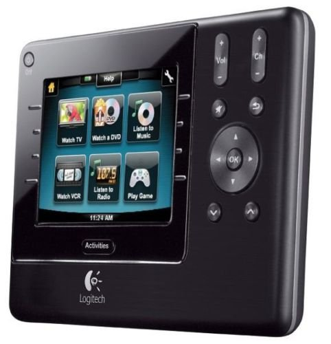 Logitech Harmony 1100i Color Touch Screen Universal Remote Control (not Harmony 1100)
