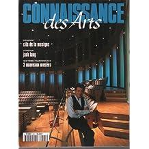 Connaissance des arts n° 513 / la cité de la musique, jack lang, 3 nouveaux musées