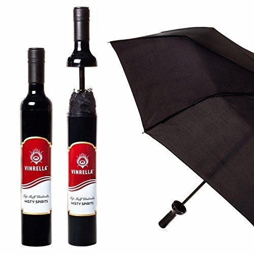 Amazon.com: Vinrella - Umbrella in a Bottle (Yellow Wine