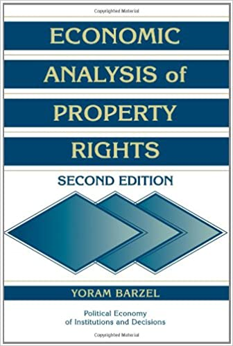 Economic Analysis Of Property Rights 2nd Edition Paperback Descargar PDF