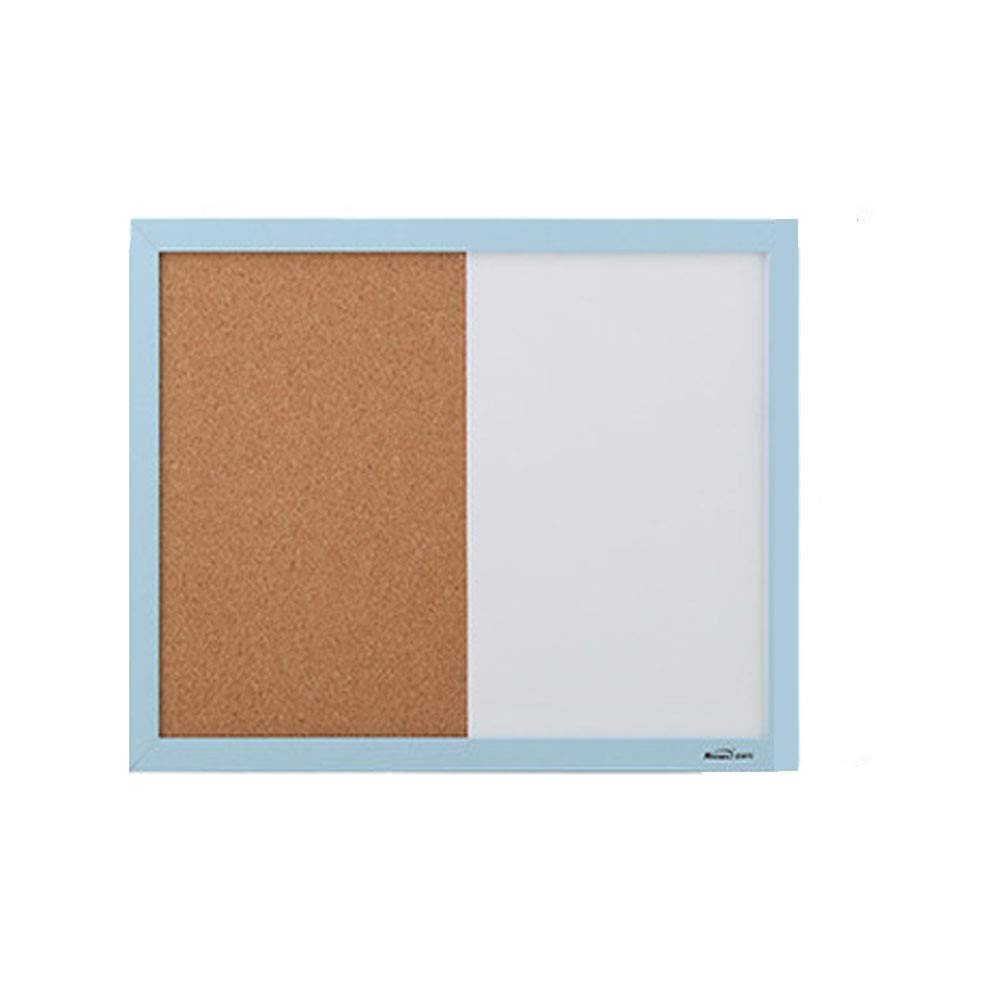15 x 12 Combination Dry Erase Boards,Magnetic White Board Cork Board for Home or Office,Wall Mounted Memo Board with Magnetic Buckle,Push Pin