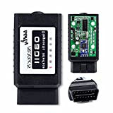 bbfly-BB77101 Bluetooth OBD2 Scan Tool for Android Devices OBDII Reader / Scanner