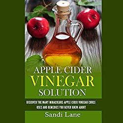 Apple Cider Vinegar Solution