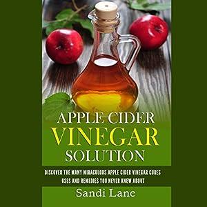 Apple Cider Vinegar Solution Audiobook