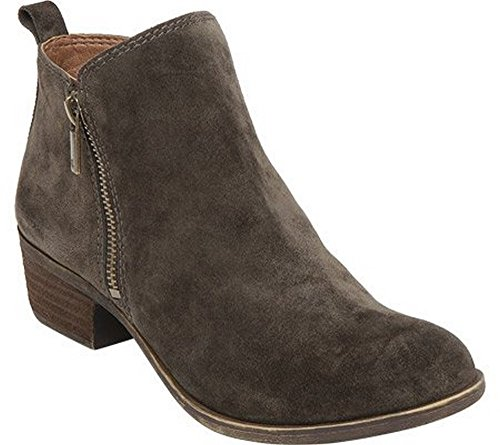 - Lucky Brand Women's Basel Boot, Italian Olive, 5.5 B(M) US