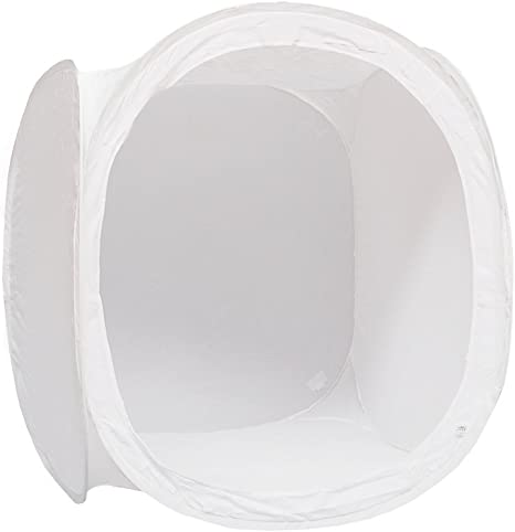 Phottix 84220 - Caja de luz para Estudio fotográfico (80 x 80 x 80 ...