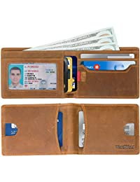 Wardwolf Leather Bifold Wallets Blocking Benefits
