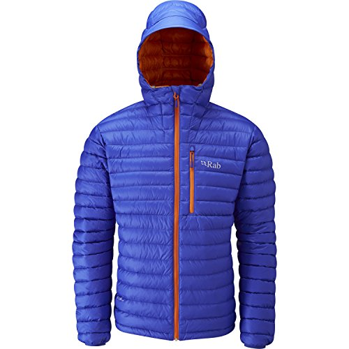 Rab Men's Microlight Alpine Jacket Electric Mango