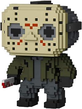Horror-Shop Viernes 13 - La Figura De 8 bits De Funko Pop! De ...