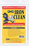 Bo-Nash Iron Clean Cleaning Cloths 10 Pack 5003B