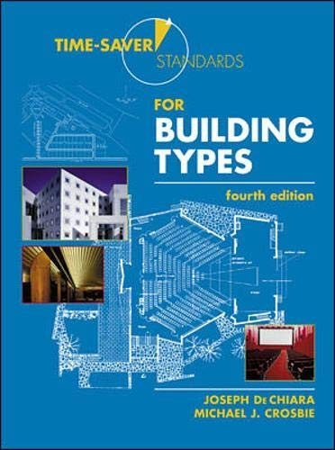 (Time-Saver Standards for Building Types)