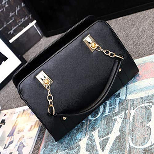 shopping Cross Sac main Lady Pattern pour Croix métal en Chaîne à Femmes bandoulière All le unique Sac à Épaule Sac Match Mode dq1nUd