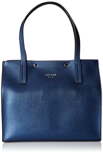 Guess VY677823 Bolso Shopper Mujer Azul (Blue)