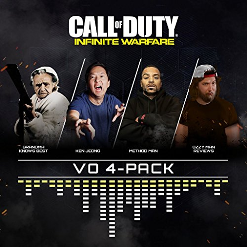 Call of Duty: Inifinite Warfare VO Pack Bundle - PS4 [Digital Code]