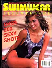 Swimwear Illustrated (June 1987) (with Cindy Krainer cover