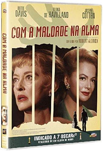 Dvd Com A Maldade Na Alma - Bette Davis | Amazon.com.br