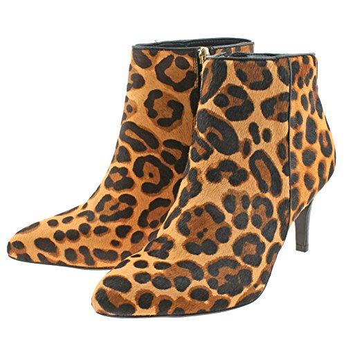 LOTUS Bluma - Botas para mujer multicolor leopardo