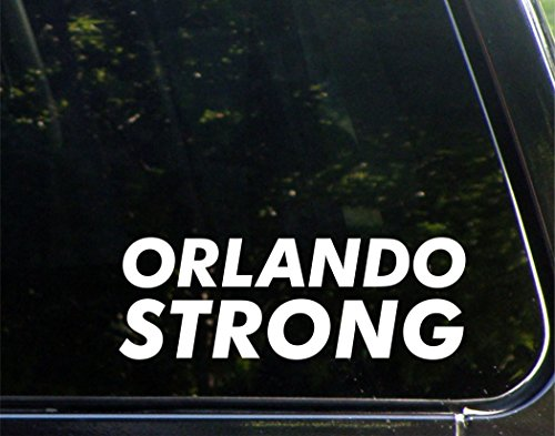 ORLANDO STRONG - 8-3/4