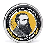 Professor Fuzzworthy's Beard Balm Gloss Leave in Conditioner All Natural Organic Beard Care with Leatherwood Honey & Essential Plant Oils | Handmade in Tasmania Australia- 35g