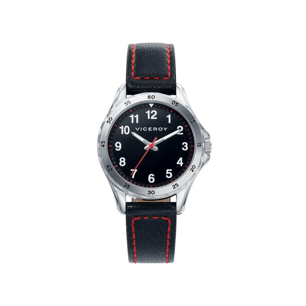 Viceroy Watch 40449-94 Next Child Black Leather by Viceroy