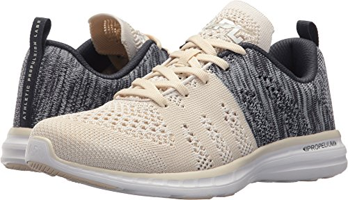 Athletic Propulsion Labs (APL) Women's Techloom Pro Birch/Midnight 7.5 B US by APL: Athletic Propulsion Labs