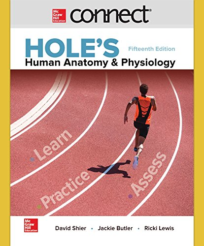 Connect APR & PHILS Access Card for Hole's Human Anatomy & Physiology