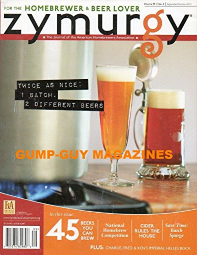 Zymurgy Vol 33 No 05 September October 2010 Magazine For The Homebrewer & Beer Lover 45 BEERS YOU CAN BREW - Aged Ale Wine