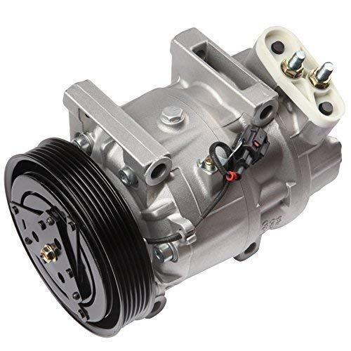 ECCPP A/C Compressor with Clutch fit for 1997-2001 Infiniti I30 Nissan Maxima CO10552C Car Air AC Compressors Kit (Compressor Infiniti I30 A/c)