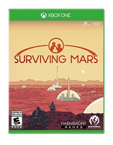 Surviving Mars - Xbox One by Maximum Games