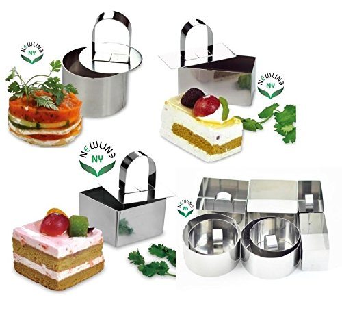 stainless steel baking ring - 4