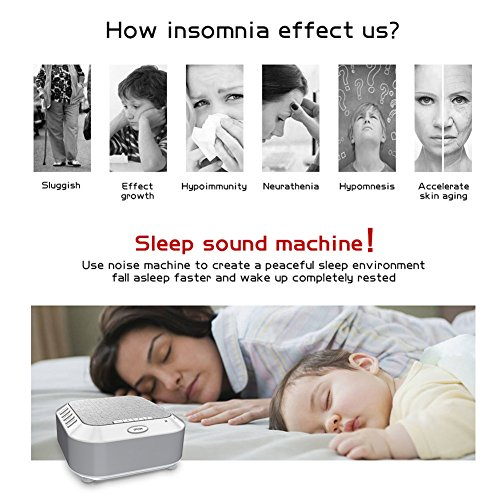 per Machine Nightlight Baby Soother Support Player & Adult