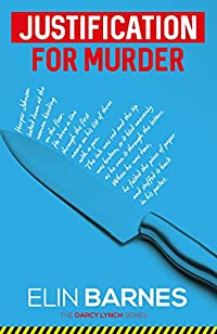 Justification For Murder by Elin Barnes ebook deal