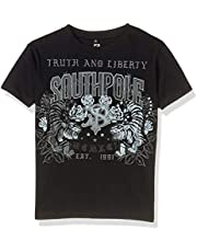 Southpole Kids' Little Boys' Classic Graphic Tee