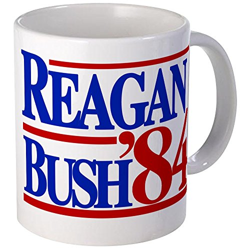 reagan bush mug - 4