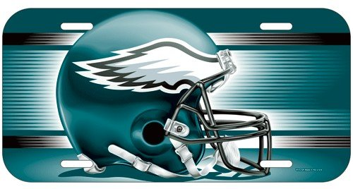NFL Philadelphia Eagles License Plate (Eagles License Plate)