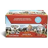 Organic Valley, Organic Milk Boxes, Whole Milk, 6.75 oz (Pack of 12)