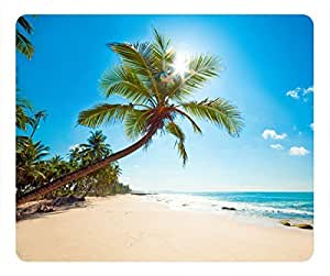 Tropical Sunshine Easter Thanksgiving Personlized Masterpiece Limited Design Oblong Mouse Pad by Cases & Mousepads