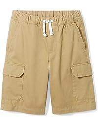 Amazon Brand - Spotted Zebra Boys Cargo Shorts