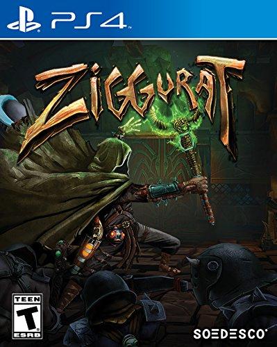 Ziggurat - PlayStation 4 (Best Indie Games Ps4)